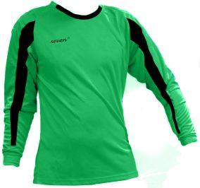 Вратарский свитер Seven зеленый