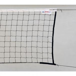 Сетка волейбольная тренировочная с тросом KV.Rezac (15935097)