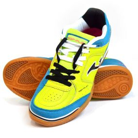 Футзалки Joma Top Flex Lemon-Blue